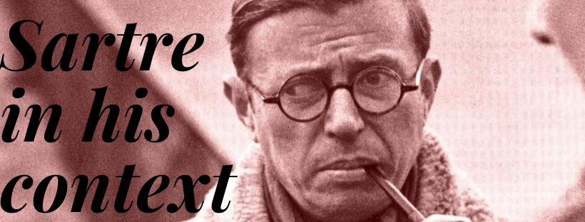 Sartre in his context.