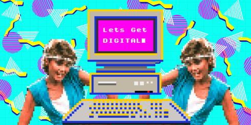 Image result for lets get digital